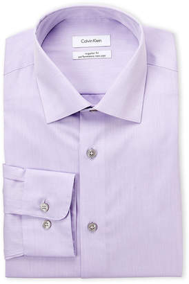 Calvin Klein Lilac Dress Shirt