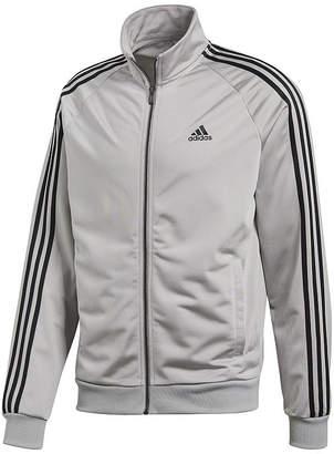 adidas Long Sleeve Knit Hoodie-Athletic