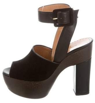 Alexa Wagner Rapunzel Platform Sandals w/ Tags