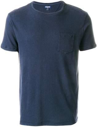 Woolrich short-sleeve fitted T-shirt