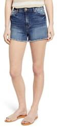 STS Blue Aubrey Boyfriend Denim Shorts