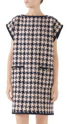 Gucci Tweed Dress