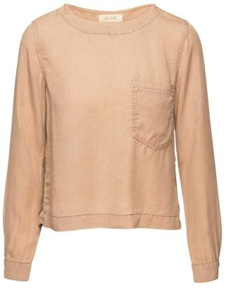 Bella Dahl Button Back Pullover Top