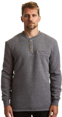Stanley Men's Classic-Fit Sherpa-Lined Thermal Henley