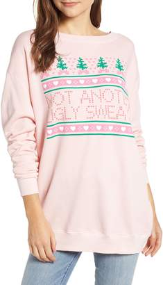 Wildfox Couture Sweet Stitch Road Trip Pullover