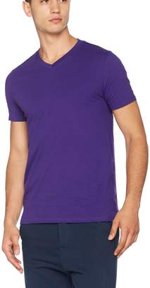 97e53a924f8 Gildan Mens Soft Style V-Neck Short Sleeve T-Shirt