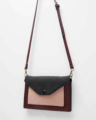 Express Melie Bianco Multicolor Vivian Crossbody Bag