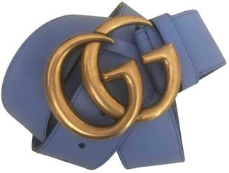 Gucci GG Buckle Other Leather Belts