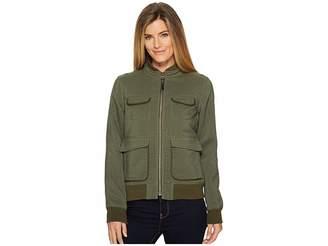 Prana Minx Bomber Jacket Women's Coat