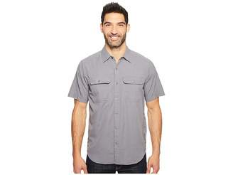 Exofficio Ventana Short Sleeve Shirt Men's Short Sleeve Button Up