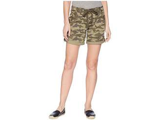 Jag Jeans Adeline Twill Shorts