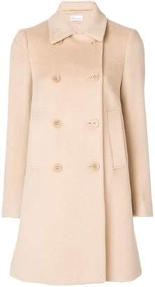 RED Valentino midi double breasted coat