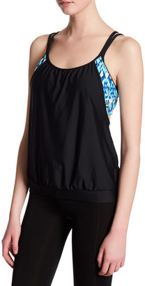 NEXT Native Mantra Soft Cup Tankini - D Cup $78 thestylecure.com