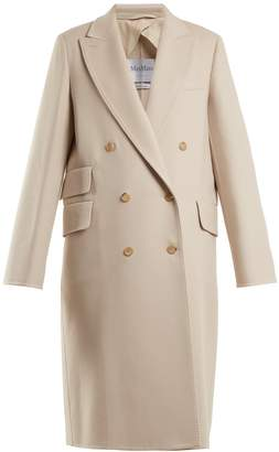 Max Mara Armonia wool and cashmere coat