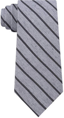 Calvin Klein Men Slim Stripe Tie