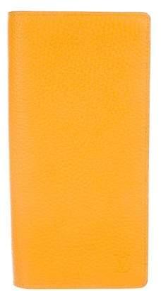 Louis Vuitton Taurillon Brazza Wallet