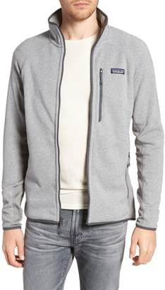 Patagonia Better Sweater Performance Slim Fit Zip Jacket