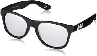 Vans Spicoli 4 Shade (Matte /Silver Mirror) Sunglasses