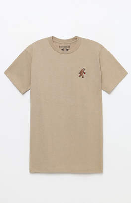 Riot Society Big Foot Embroidered T-Shirt