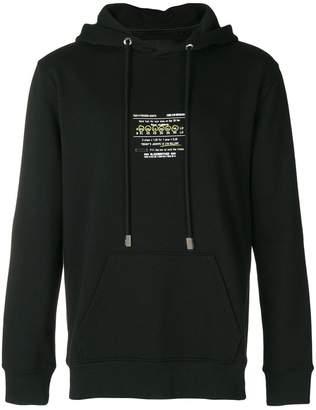 Blood Brother Result hoodie