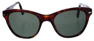 Persol Square Tinted Sunglasses