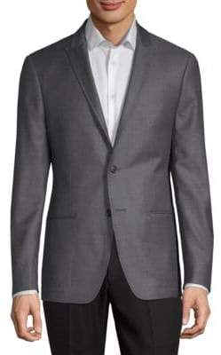 John Varvatos Slim-Fit Wool Blazer