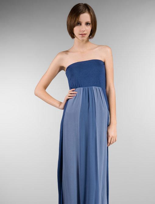 Sweetees Carlise Maxi Chiffon Dress
