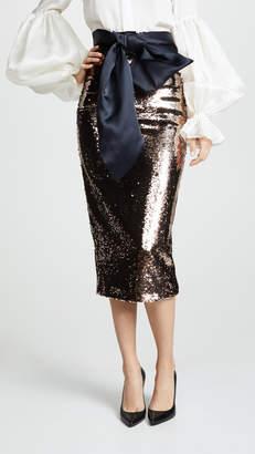 Leal Daccarett Cali High Waist Pencil Skirt