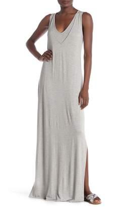 Bobeau B Collection By Destiny Racerback Maxi Dress