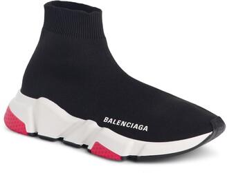 Balenciaga Mid Speed Trainer Sock Sneaker