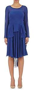 Alberta Ferretti WOMEN'S LONG-SLEEVE DRESS SIZE 38 IT
