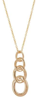 Bony Levy 14K Yellow Gold Rolo Link Pendant Necklace