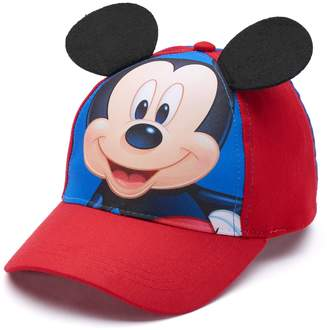 Disney Disney's Mickey Mouse Toddler Boy Baseball Cap Hat