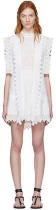Isabel Marant White Nubia Dress
