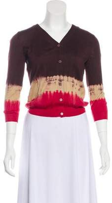 Prada Wool Ombré Cardigan