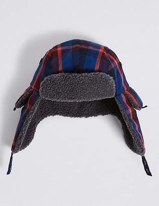Marks and Spencer Kids' Trapper Hat (3-14 Years)