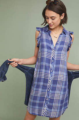 f437af1b89051 Cloth   Stone Parisa Plaid Shirtdress