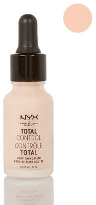 NYX Total Control Drop Foundation - Light Ivory