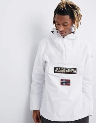 Napapijri Rainforest Jacket In White