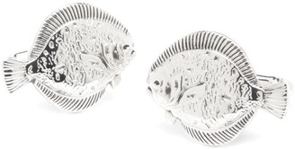 Brooks Brothers Fish Cuff Links
