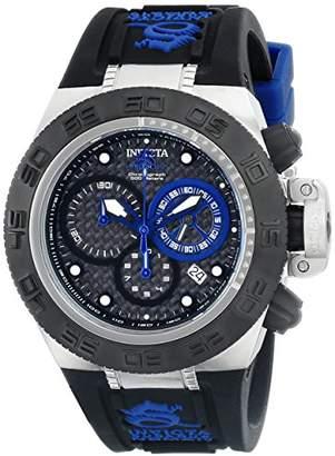 Invicta Women's 10158 Subaqua Noma IV Chronograph Dial and Blue Silicone Watch