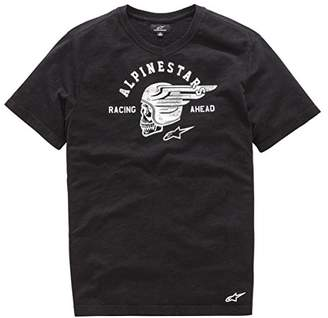 Alpinestars Men's Vintage T-Shirt Regular Fit Short Sleeve