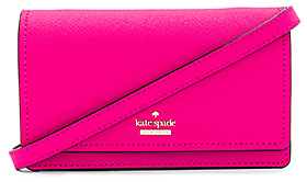 kate spade new york Arielle Crossbody in Fuchsia. $148 thestylecure.com
