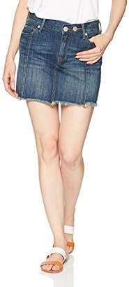 True Religion Women's Fashion Mini Skirt