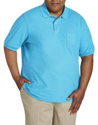 Canyon Ridge Men's Short Sleeve Pocket Pique Polo