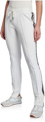 Pam & Gela Leopard Stripe Pant