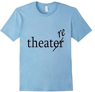 Victoria's Secret Theatre Theater Funny Thespian T-Shirt