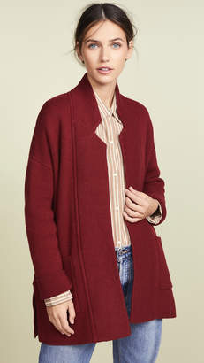 Madewell Hester Sweater Coat