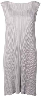Pleats Please Issey Miyake shift dress