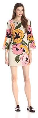 Tracy Reese Women's Flounce-Sleeve Mini T Dress $285.64 thestylecure.com